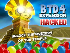BTD4 Expansion Pack Hacked Game